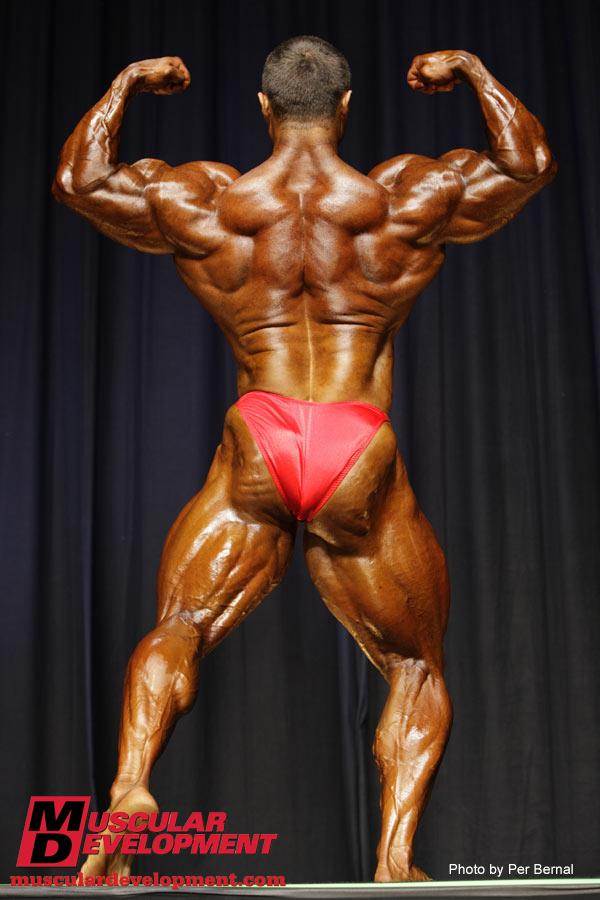 Official 2009 Arnold Classic Pre-Judging & Finals Discussion