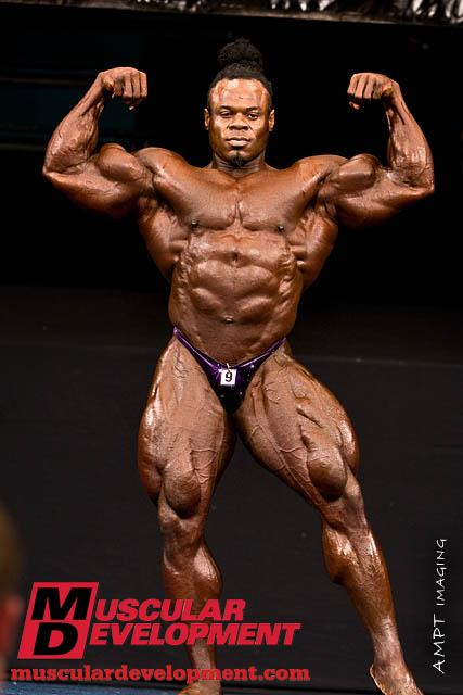 IFBB PRO's Weakpoints - Pick them out