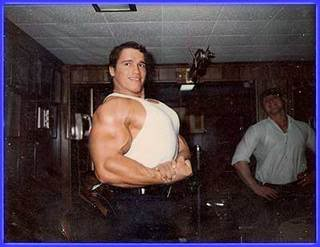 Arnold - some never before seen pics