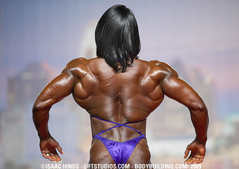 2009 Arnold Classic: Womens PreJudging & Finals Placements!
