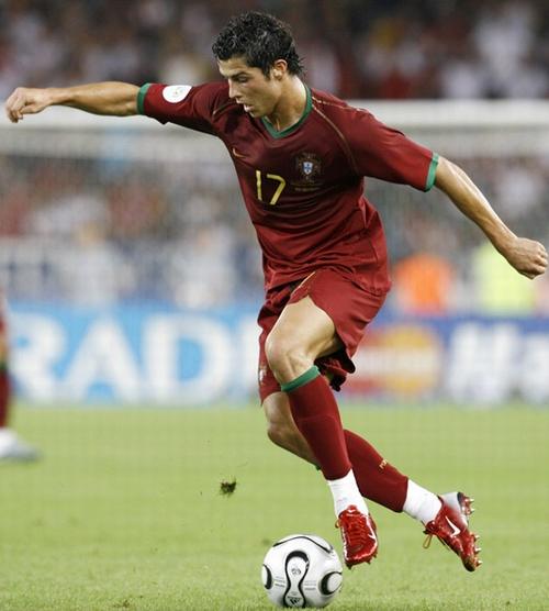 Portugal-Sweden Wcup 2010 qualifier