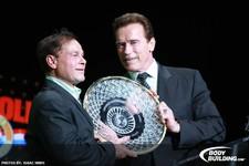 Arnold Classic 2009 LifeTime Achievement Award: Franco Columbo