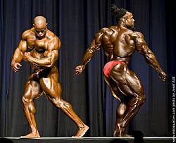 Victor Martinez vs Kai Greene vs Toney Freeman ASC 2009