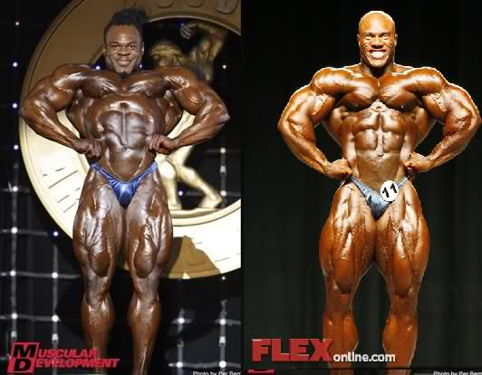 Kai Green AC 2009 vs. Phil Heath Mr. O 2008