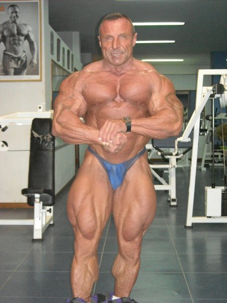 Paco Mula 8 weeks out to the New York Pro