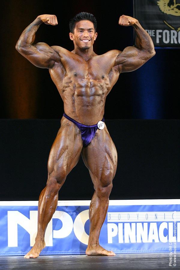 Bodybuilders: The documentary