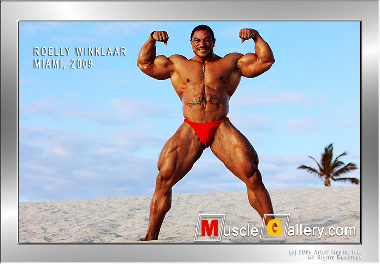 Roelly Winklaar: Miami Beach, Post Arnold Pictures