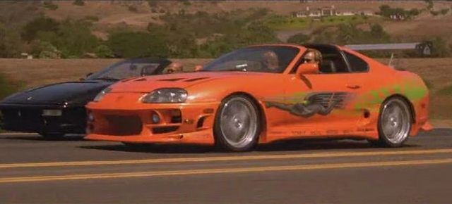 The Fast & The Furious: Your Favourite Car