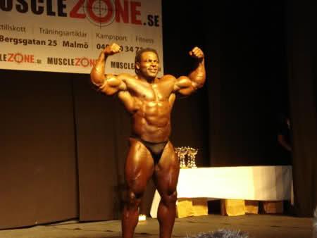 Alvin Small- Arnold Classic amateur