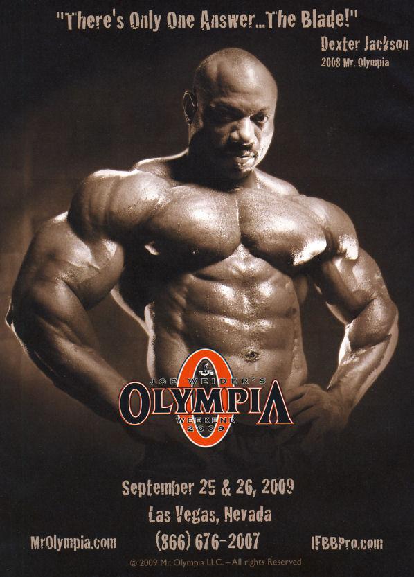 2009 Olympia Promo 1