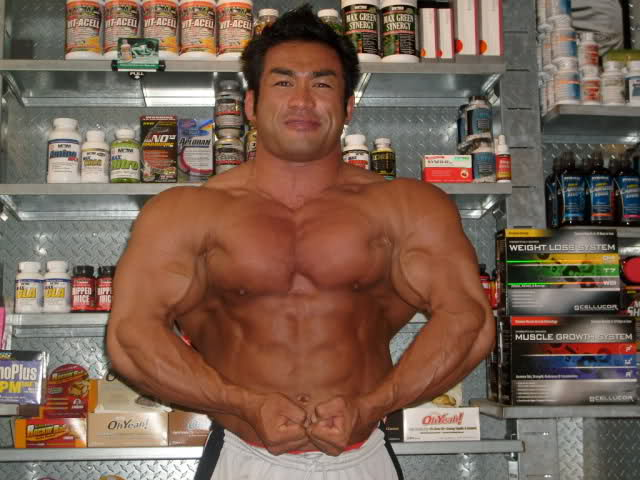 Hidetada Yamagishi 5 weeks out of Europe Show of Champions