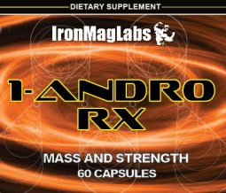 Big04Pimpin's Training Log, Sponsered by IronMagLabs 1-Andro Rx