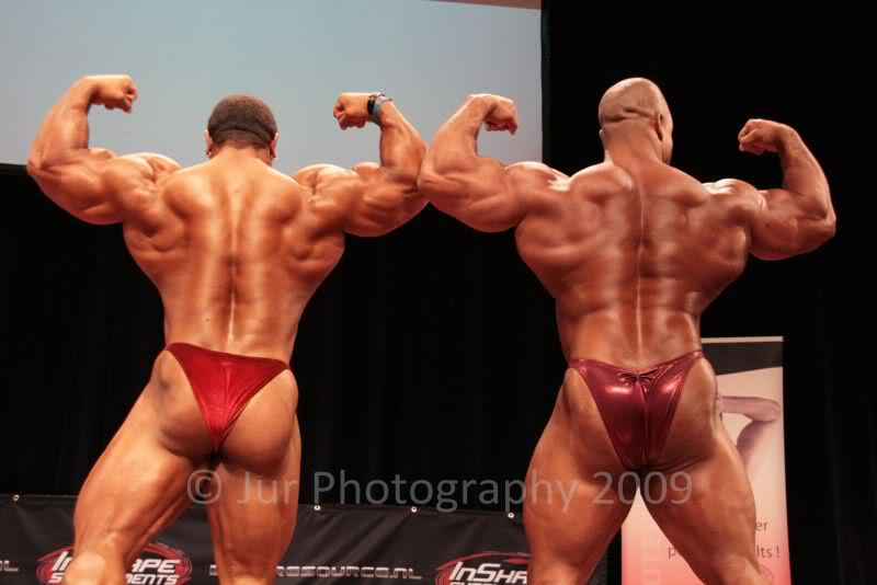 Victor Martinez guest posing 19th April 2009