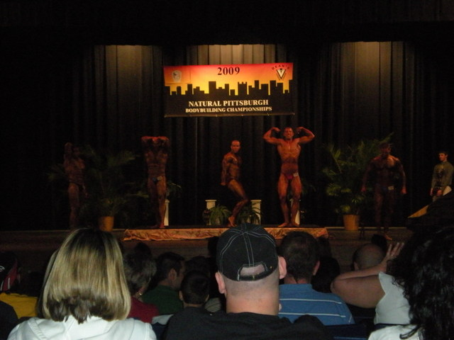 Dave Turk is a Natural Pro Bodybuilder