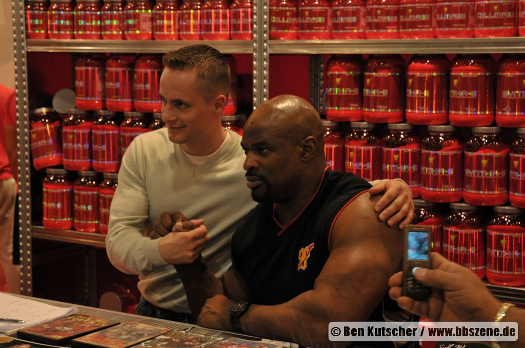 Fibo Power Germany, Day 4: Dennis Wolf, Ronny Rockel and others