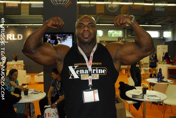 FIBO Power Germany: 2nd day photos
