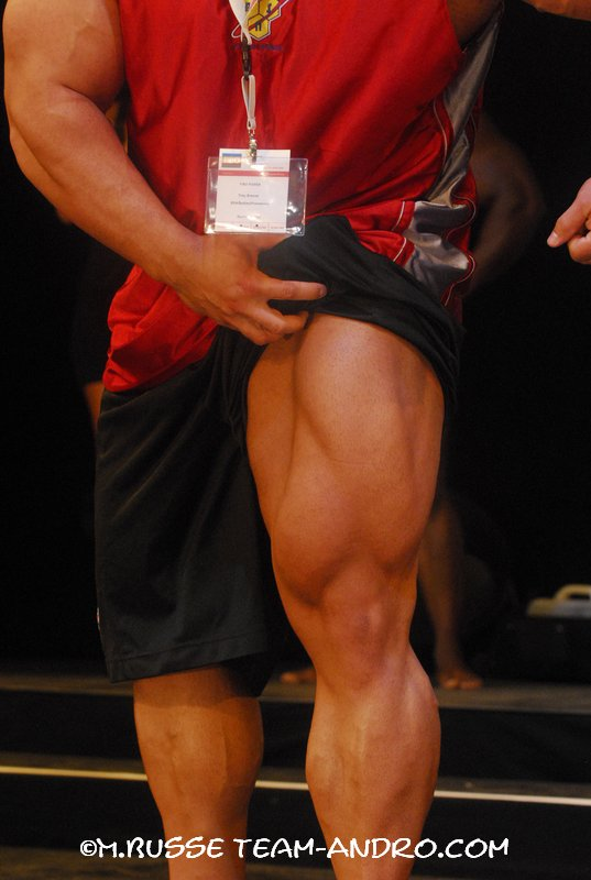FIBO Power Germany day 3: Dennis Wolf, Tony Freeman & Dennis James on stage and more