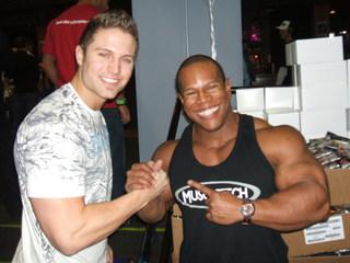 2009 Boise Fitness Expo Pics