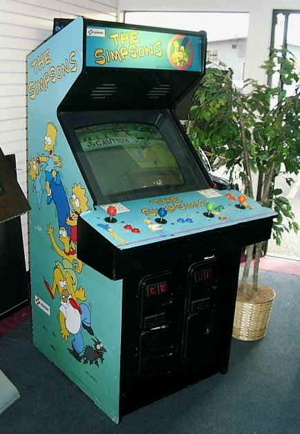 What's Your Favourite Arcade Game???