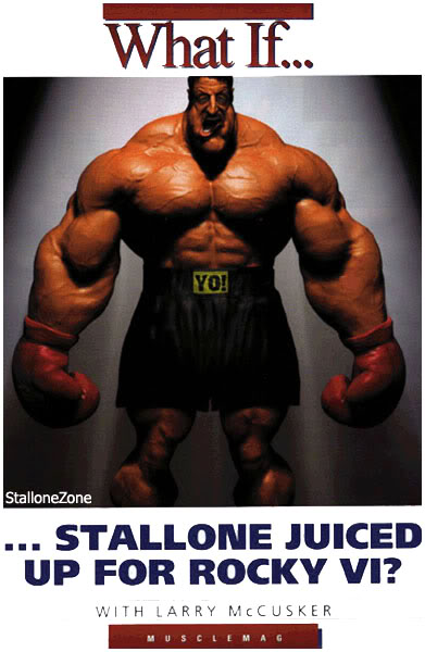 Stallone vid
