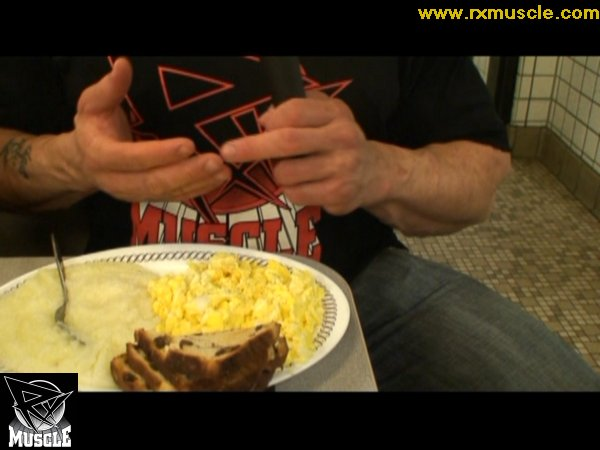 Eating at the Waffle house - Dave P. tips
