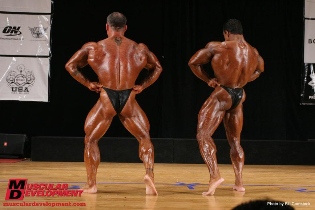 2009 Pittsburgh Pro 202 Comparisons