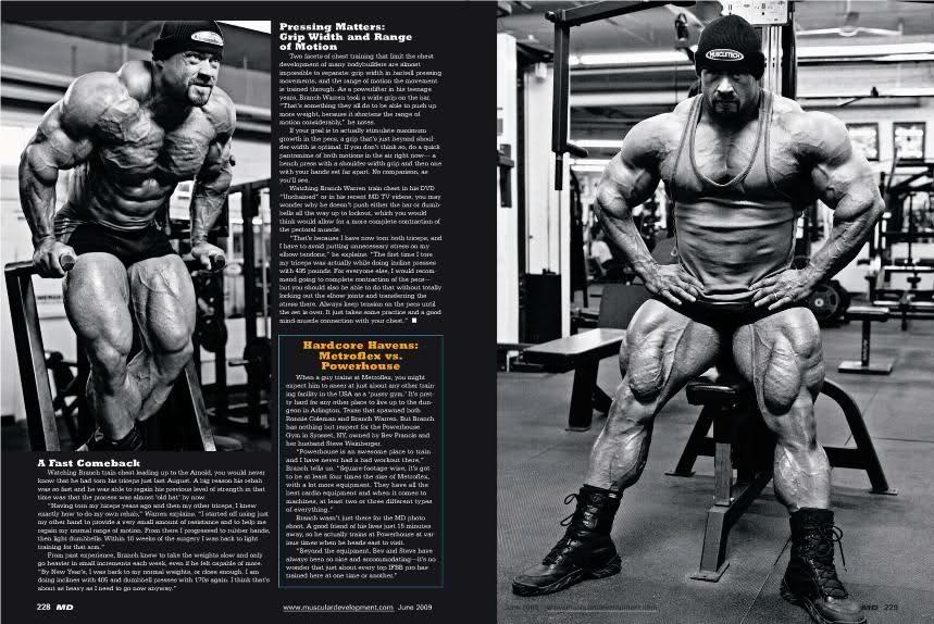 MD digital mag - June 2009 (Dennis Wolf cover)