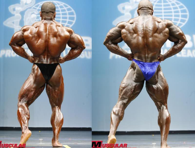 David Henry vs Kevin English - NY Pro 2009