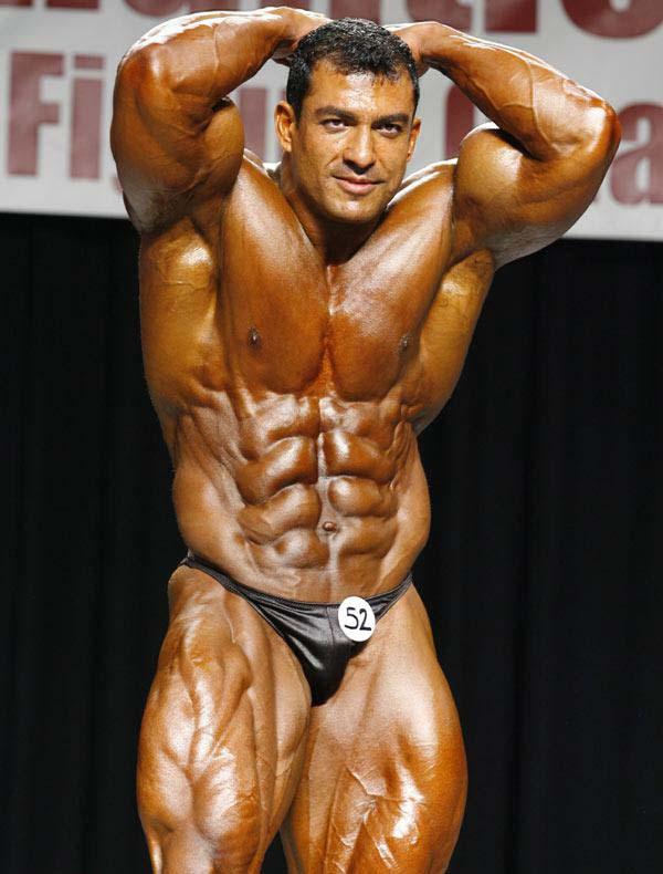 2009 IFBB New York Pro Preview - Romano