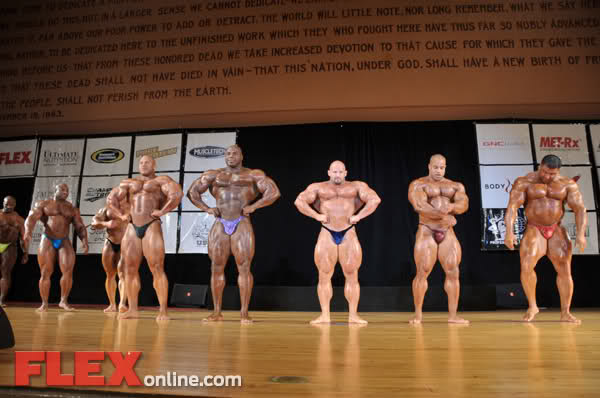 NPC Pittsburgh pro guest posings(Heath, Cutler, Dexter,Ronnie ,Wolf and etc)