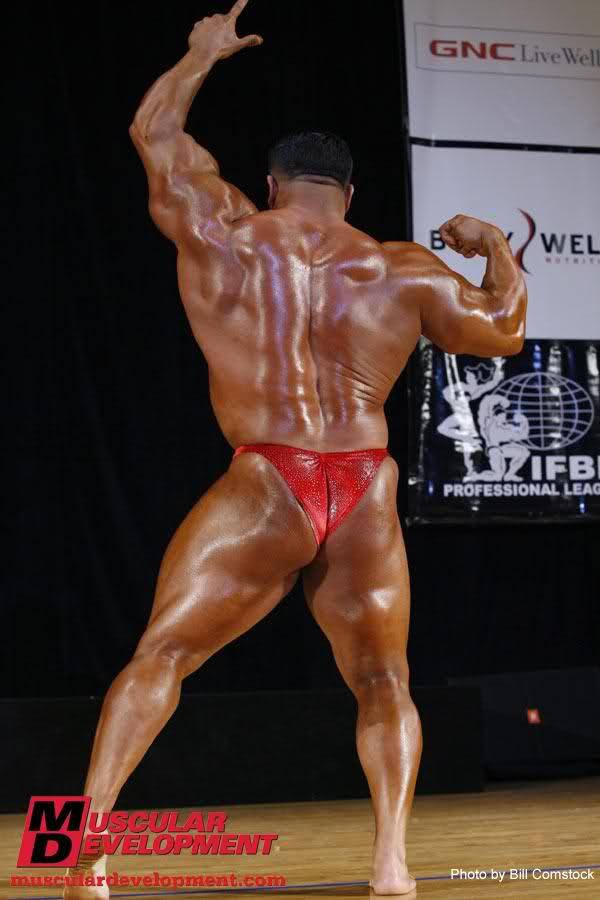 Top IFBB Pro King Kamali
