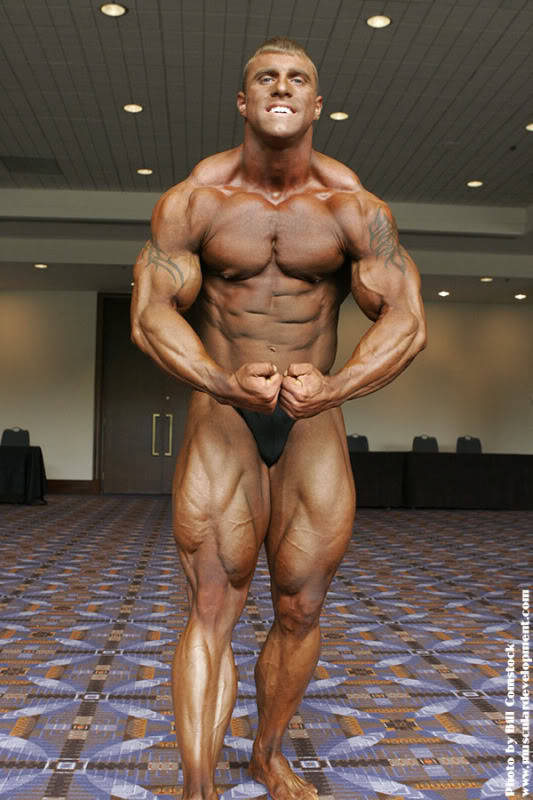 Ty Young 22 yr old bodybuilder