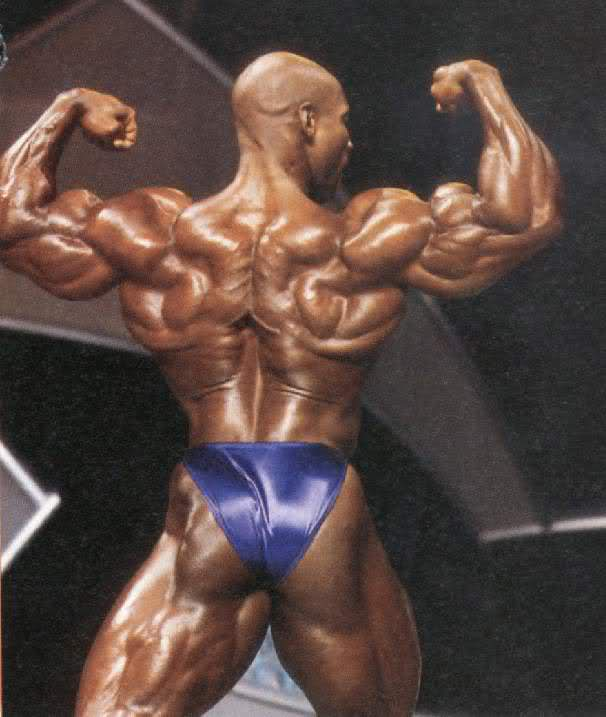 Flex Wheeler - 1997 Arnold Classic routine