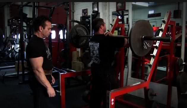 Mark Alvisi - Dragon Training Series Episode 5 (Legs Training)
