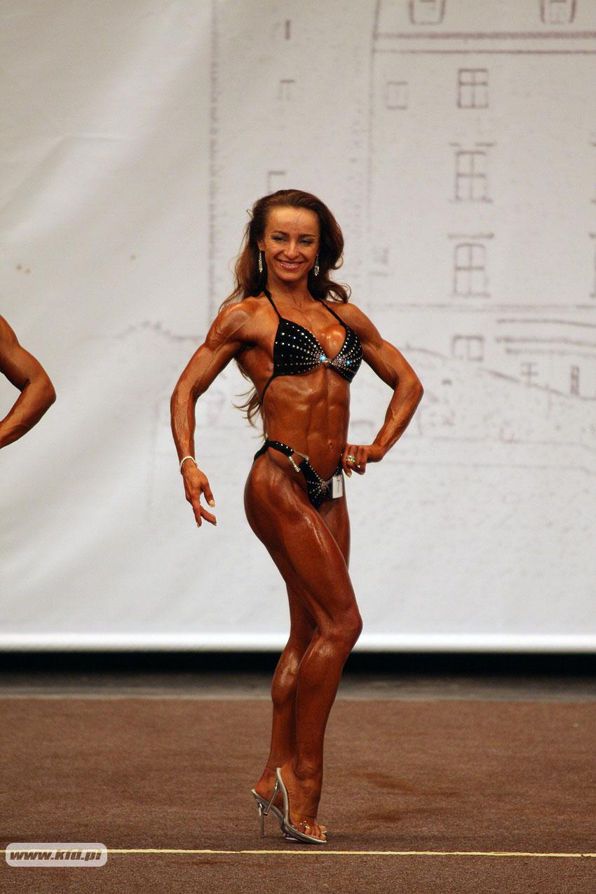 Women`s bodybuilding and fitness European Amateur Championships, Bratislava 30th-31st
