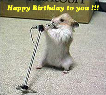 Happy Birthday Big Vic
