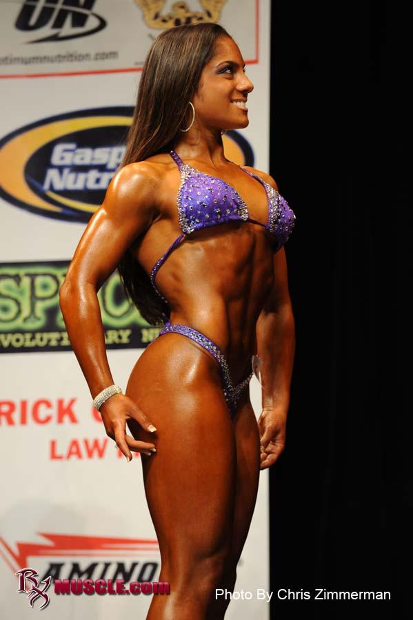16-Year Old Ariel Khadr Wins Fitness Overall at NPC Atlantic States!