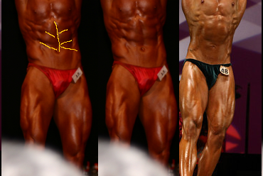 Ironslave vs. Duality, Who is leaner?