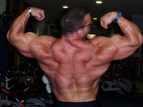 Marcos Chacon: 8 weeks out!