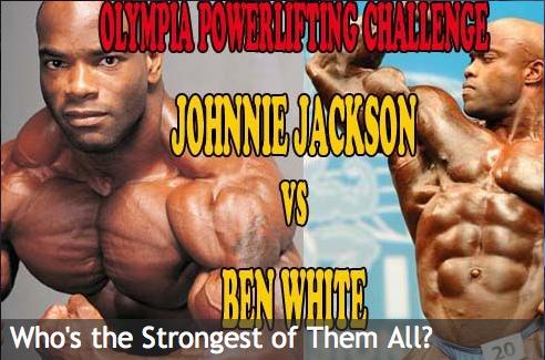 JACKSON VS WHITE: DUEL IN THE DESERT