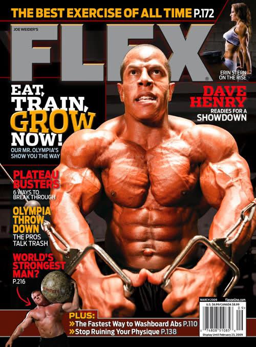 Flex cover - September 09