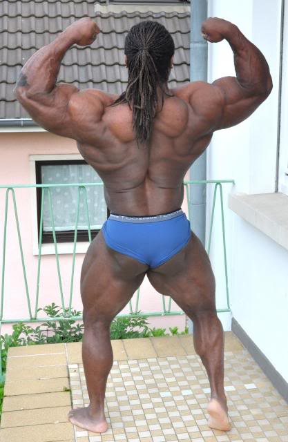 Clarence Devis 3 wks out ..WOW!