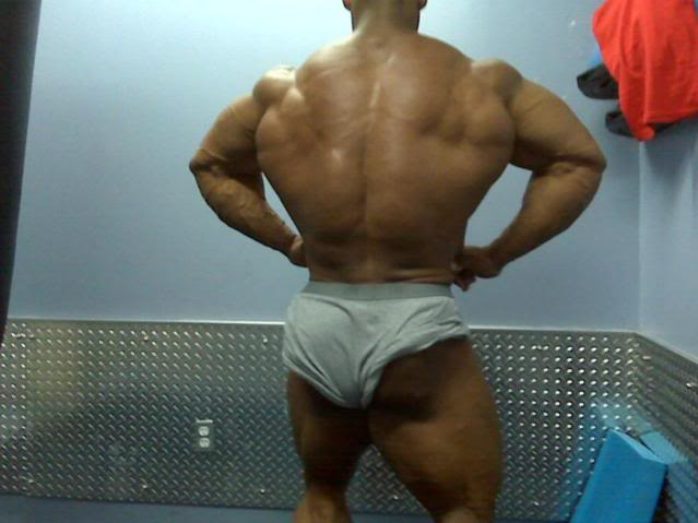 Miguel Garcia: 5 wks out 2 Nothern America!