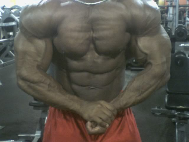 Tricky Jackson 1 week out!