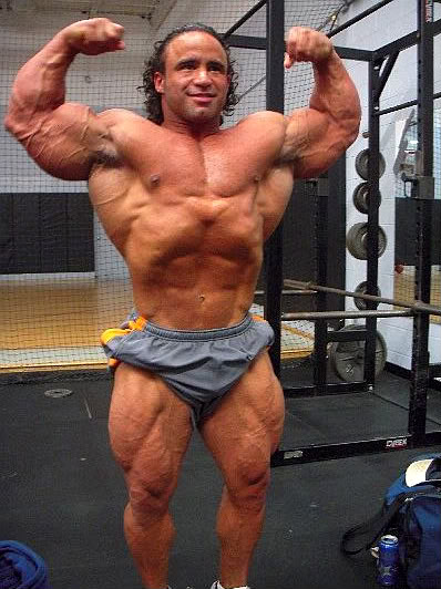 Jose Raymond 4 wks out from Europa 202!