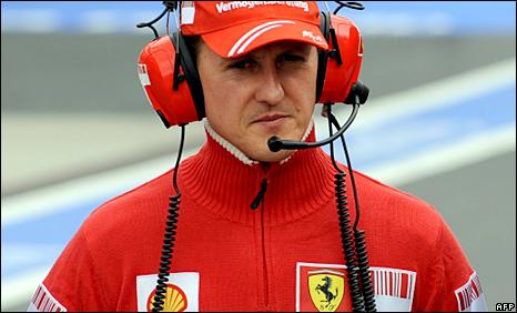 Schumacher makes shock F1 return