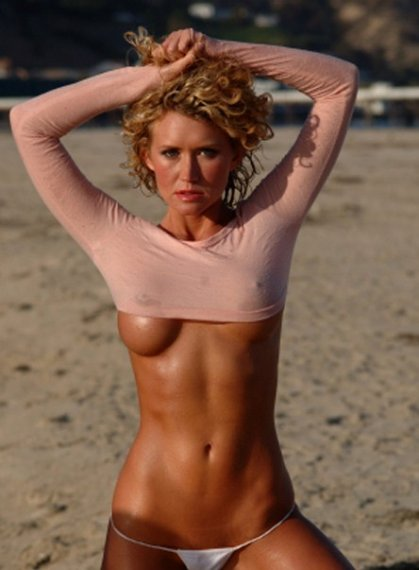 Bridget moynahan breast