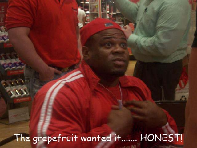 KAI GREENE RECENT PICS