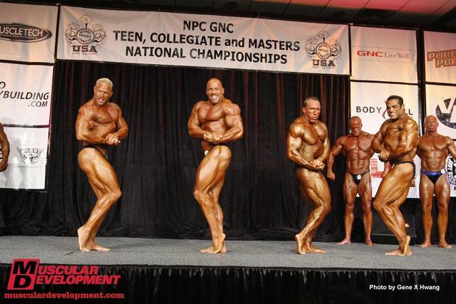 Masters National Championships Pics