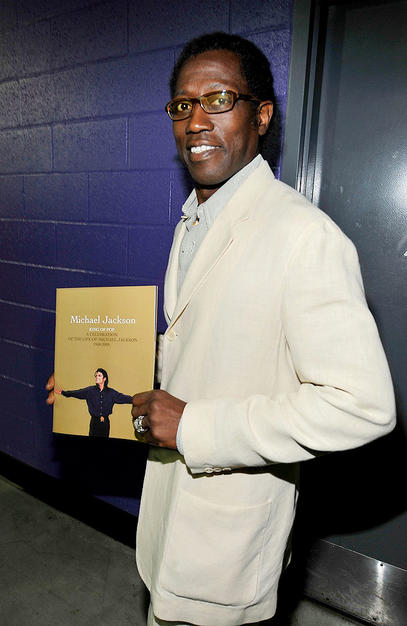Wesley Snipes TODAY!  ..WTF!  :-(